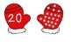 FREE! December Activity: Counting & Cardinality 11-20