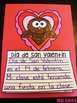 Dia de San Valentin NO PREP Writing Crafts