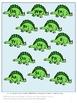 FREE-Dinosaurs File Folders Games Sampler, Autism, Prescho