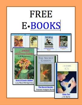 FREE E*BOOKS: GRADES 4-12