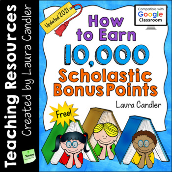 FREE How to Earn 10,000 Scholastic Bonus Points (2016)