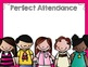 {FREE} Editable Perfect Attendance and Honor Roll Signs or