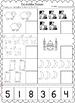 FREE Eid al-Adha Numbers Cut and Paste Worksheets(1-10)