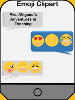 FREE Emoji Clipart
