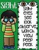FREE Five Senses Anchor Charts