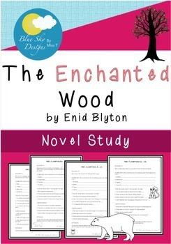 The Enchanted Wood Novel Study