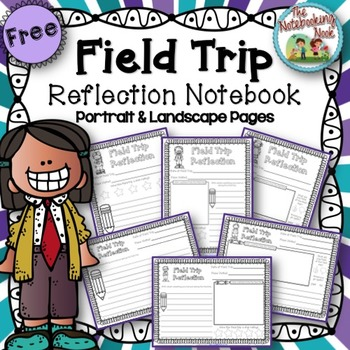 FREE Field Trip Notebook