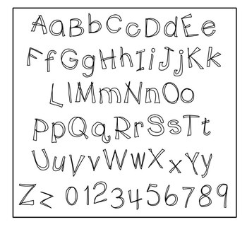 """FREE Font """"Bouncing Around"""" for Commercial Use"""
