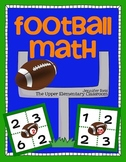 FREE Football Math Game - Exercise Problem Solving, Comput