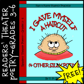 Free Readers' Theater - Free Poetry: I Gave Myself a Hairc