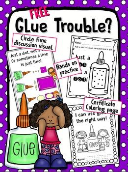 FREE Glue Trouble Mini Pack