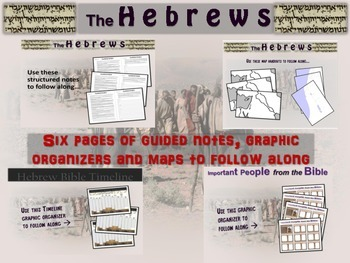 FREE Guided Notes, Timelines, Comics, Graphic Organizers &