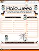 FREE HALLOWEEN NO PREP Variety Activities Pack, Alphabets,