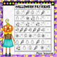 Halloween Patterns ~ Cut & Paste The Pictures to Extend Ea