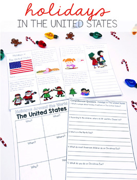 Holidays Around the World: The United States
