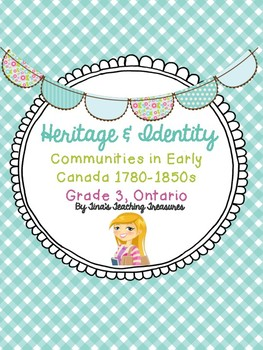 FREE! Intro Files for Heritage & Identity: Communities in