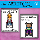 FREE- KINDNESS POSTERS  / SPECIAL EDUCATION #kindnessnatio