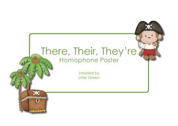 {FREE} Learn to Spell There, Their and They're with Pirate