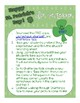 St. Patrick's Day iPad Project