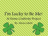 FREE Lucky To Be Me Project!