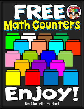 FREE MATH COUNTERS- COMMERCIAL USE