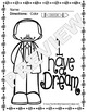 FREE Coloring Pages for Martin Luther King, Jr. Day