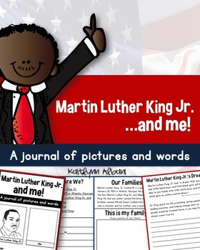 FREE Martin Luther King Jr. Day - Short Journal