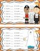 Halloween Math freebie Task Cards! Multiplication Facts! H