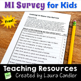 Multiple Intelligences Survey for Kids (Free)
