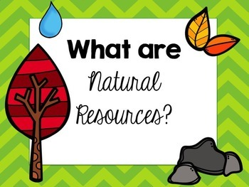 FREE Natural Resources Powerpoint