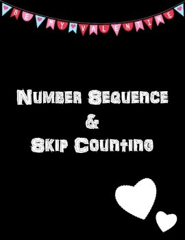 FREE Number Sequence & Skip Counting