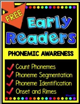 Phonemic awareness: phonemic awareness lessons segmentatio