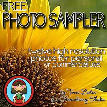 FREE Photograph SAMPLE PACK Photos for Personal and Commer