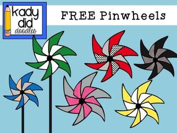 FREE Pinwheel Sampler