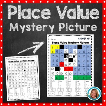 FREE Place Value Printable