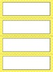 {FREE} Polka Dot Labels