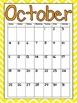 FREE Printable Calendar 2015-2016