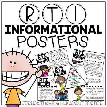 FREE ~ R.T.I. Informational Posters