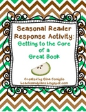 FREE  Reader Response and Seasonal Display: Theme