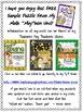 """FREE SAMPLE from Math """"May""""hem ~ May Math Printables Color"""