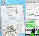 FREE SAMPLER: Text Structure Flipbook Common Core RI3.8 RI