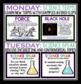 FREE SCIENCE BELL RINGERS (2 WEEKS)
