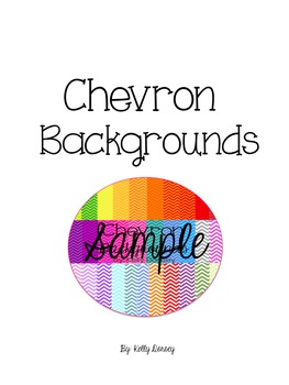 FREE Sample Chevron Backgrounds