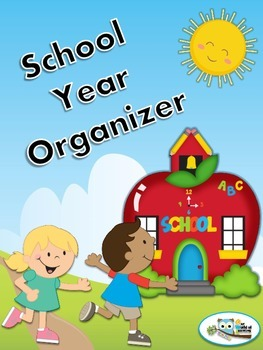 Planner FREE School Year Teacher Planner in both Color and