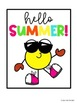 FREE School's Out: Summer Countdown Poster