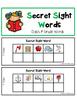 Secret Sight Words - 1st Grade