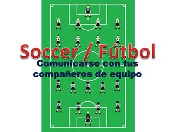 FREE Spanish Soccer PowerPoint