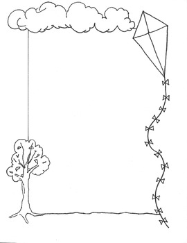 FREE - Spring Coloring Page
