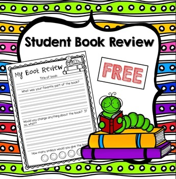 FREE Student Book Review