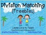 FREE Summer Division Matching